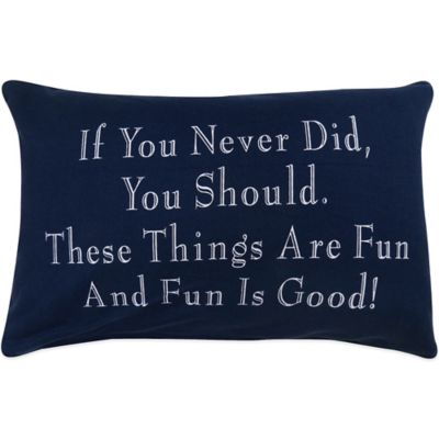 Fun Throw Pillows For Bed : Buy The Vintage House by Park B. Smith