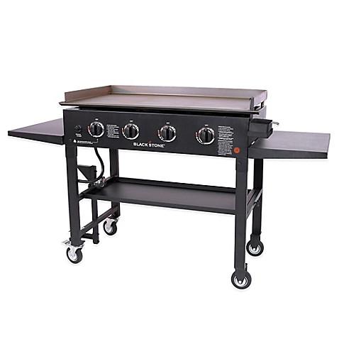 Image Of Blackstone® 1554 4 Burner Griddle Gas Cooking Station