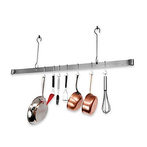 Enclume Reg 36 Inch Offset Hook Ceiling Bar Rack