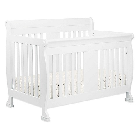 davinci porter 4in1 convertible crib in white