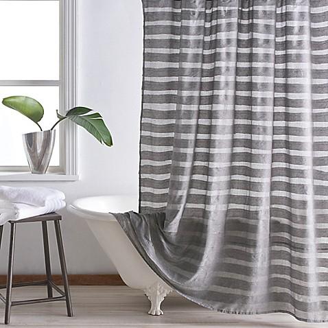 DKNY Loft Stripe Shower Curtain - Bed Bath & Beyond