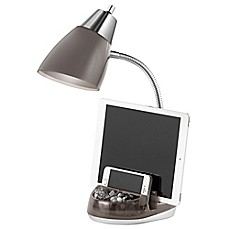 image of equip your space tablet organizer cfl desk lamp bed bath and beyond lighting