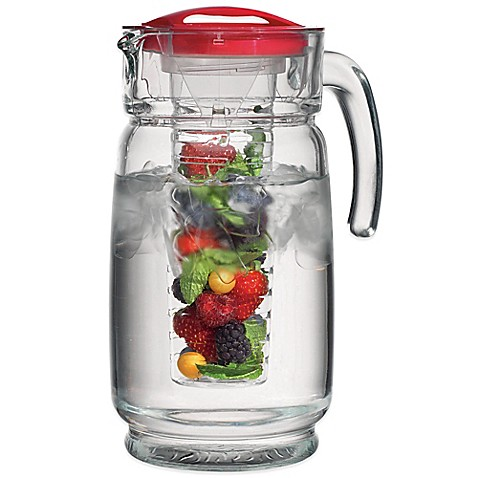 Water Pitcher Infuser Bed Bath And Beyond