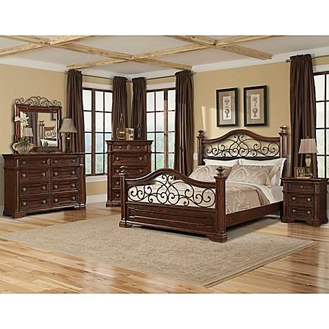 klaussner san marcos piece bedroom set  bed bath  beyond, Bedroom designs