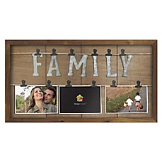 image of marrone 3 photo family clip collage