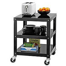 image of Studio 3B™ Appliance Cart in Black