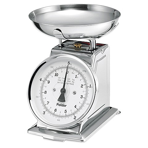 polder professional food scale bed bath beyond