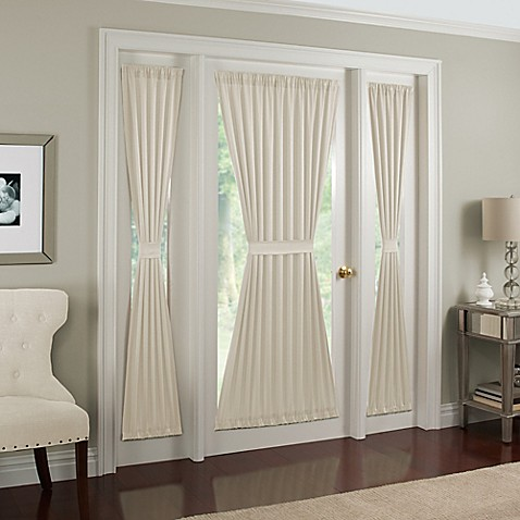 Midtown Rod Pocket Door Panel