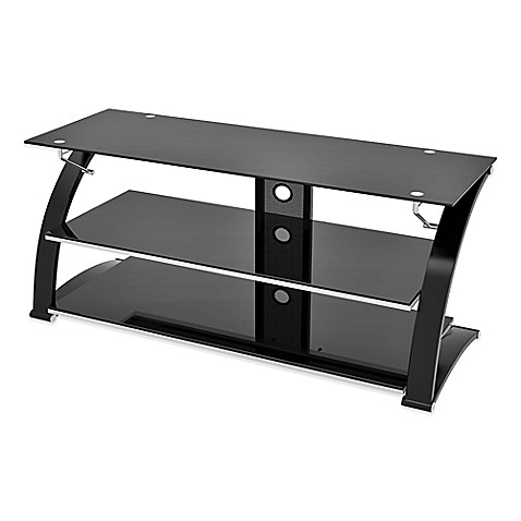 buy z line designs vitoria 55 inch tv stand from bed bath beyond. Black Bedroom Furniture Sets. Home Design Ideas