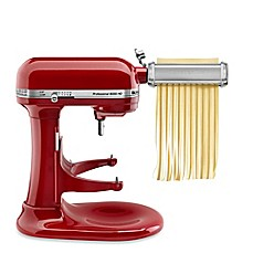 image of KitchenAid® 3-Piece Pasta Roller Attachment Set