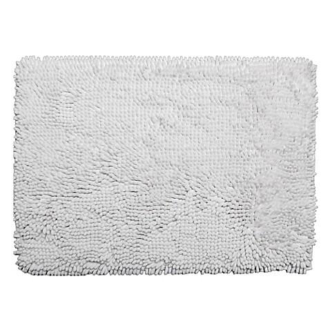 Buy Super Sponge 17 Inch X 24 Inch Bath Mat In White From