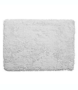 Super Sponge Bath Mat™ Tapete para baño de 43.18 x 60.96 cm en blanco