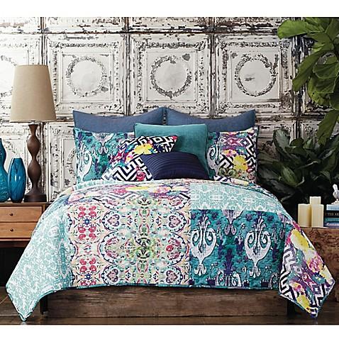 tracy porter® poetic wanderlust® florabella quilt - bed bath & beyond