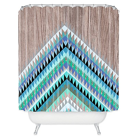 Deny Designs Iveta Abolina High Tide Shower Curtain Bed Bath Beyond