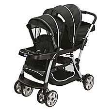 image of Graco Ready2Grow™ Click Connect™ LX Stand & Ride Stroller in Gotham™