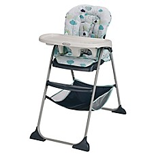 image of Graco® Slim Snacker™ High Chair in Stratus™