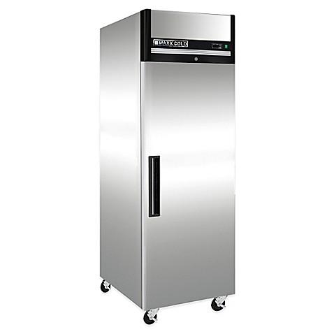 maxx cold x series reach in 1 door refrigerator bed bath. Black Bedroom Furniture Sets. Home Design Ideas