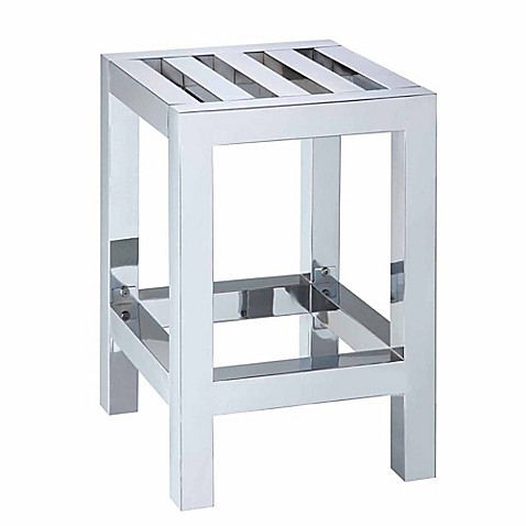 image of taymor urban modern shower seat