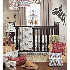 Crib bedding sets western outdoor buybuy baby image of glenna jean happy trails crib bedding collection sciox Image collections