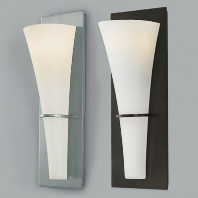Wall Sconces Bed Bath And Beyond : Feiss Barrington Wall Sconce - Bed Bath & Beyond