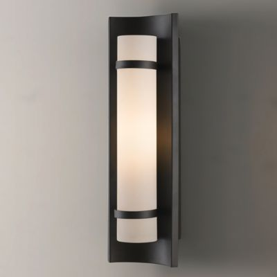 Wall Sconces Oil Rubbed Bronze : Buy Feiss Colin Wall Sconce in Oil Rubbed Bronze from Bed Bath & Beyond