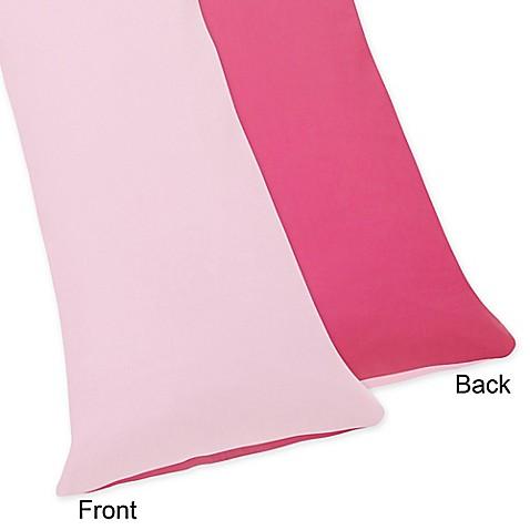 Buy Sweet Jojo Designs Flower Maternity Body Pillow Case