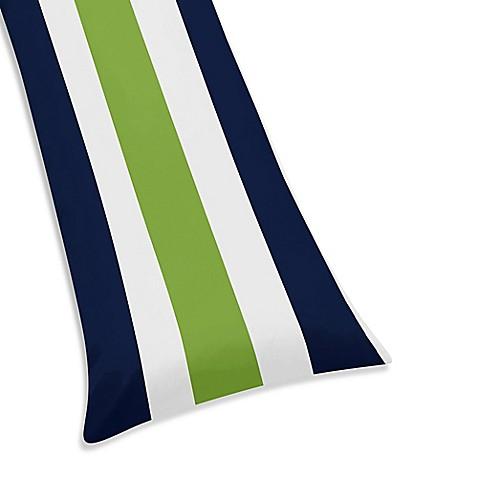 Buy Sweet Jojo Designs Stripe Maternity Body Pillow Case