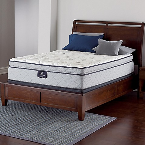 Buy Serta Perfect Sleeper Felton Super Pillow Top Twin Mattress Set From Bed Bath Beyond