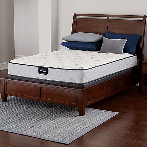 buy serta perfect sleeper latham firm low profile california king mattress set from bed bath. Black Bedroom Furniture Sets. Home Design Ideas