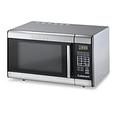 image of cuisinart stainless steel microwave oven