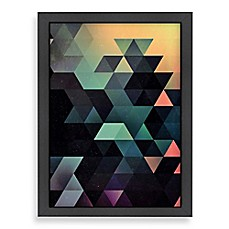 image of Ynclyssy Wall Art with Black Frame