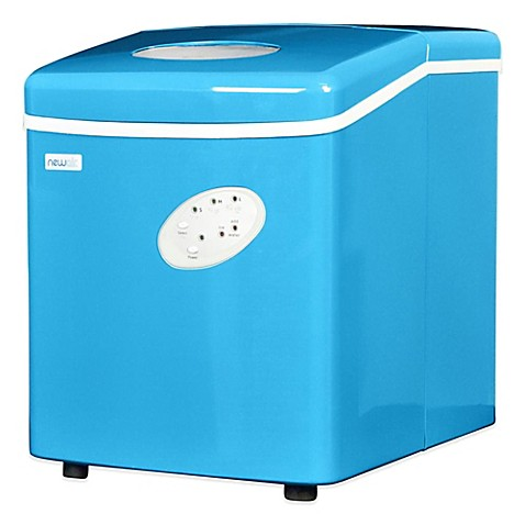 Countertop Dishwasher Bed Bath And Beyond : Buy NewAir 28 lb. Portable Ice Maker in Blue from Bed Bath & Beyond