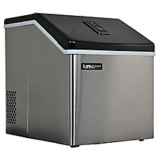 image of Luma Comfort 28 lb. Stainless Steel Portable Ice Maker