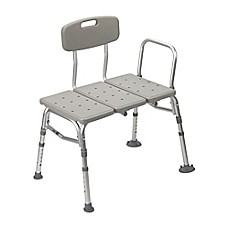 image of Drive Medical 3-Piece Transfer Bench