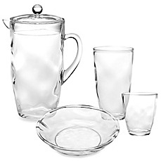 image of 3D Texture Acrylic Drinkware & Serveware