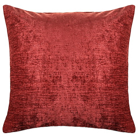 Myop Throw Pillow Covers : MYOP Parady Square Throw Pillow Cover in Spice - Bed Bath & Beyond