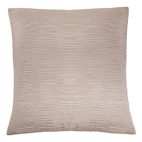 Myop Throw Pillow Covers : MYOP Sonoma Square Throw Pillow Cover in Cream - Bed Bath & Beyond