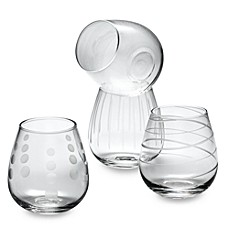 image of Mikasa® Cheers 14 oz. Stemless Wine Glasses (Set of 4)