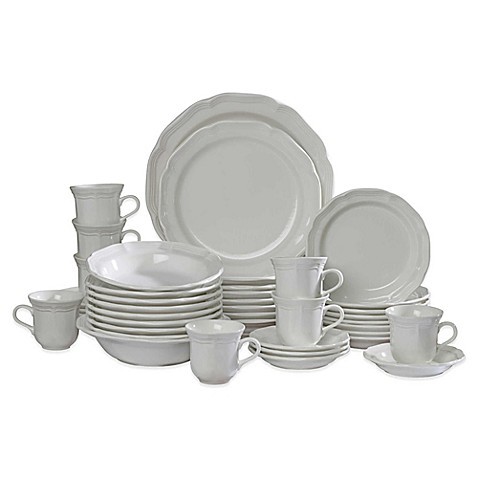 french countryside 42piece dinnerware set