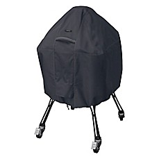 image of Classic Accessories® Polyester Ravenna BBQ Grill Cover
