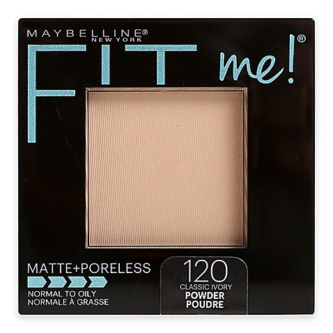 Maybelline 174 Fit Me 174 Matte Poreless Powder In Classic