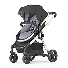 image of Chicco® Urban® 6-in-1 Modular Stroller in Black/Grey