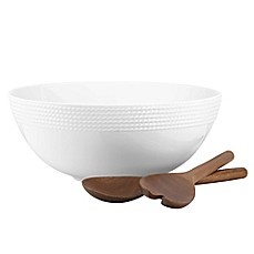 image of kate spade new york Wickford™ 3-Piece Salad Set