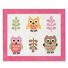 Image Of Sweet Jojo Designs Happy Owl Rug In Pink