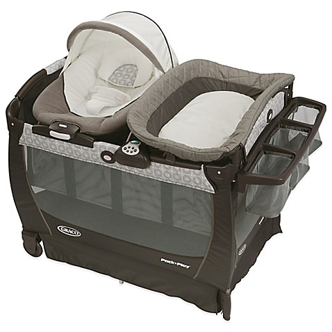Graco 174 Pack N Play 174 Playard Snuggle Suite Lx In