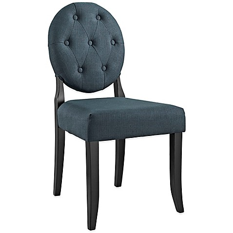 Modway Button Dining Side Chair