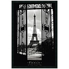 image of Eiffel Tower 1909 Wall Art
