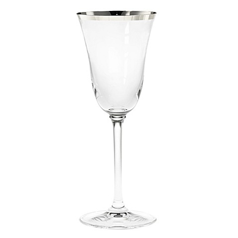 Vera Wang Wedgwood® Classic Platinum 8-Ounce Crystal Goblet