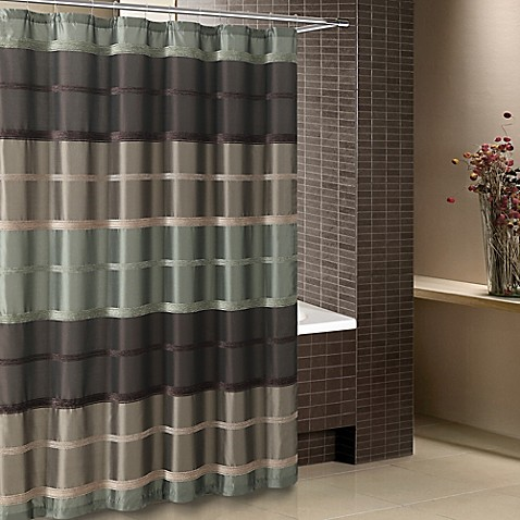Sage 72 Inch W X 72 Inch L Shower Curtain Bed Bath Amp Beyond