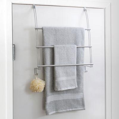Totally Bath Over The Door Towel Bar Bed Bath Beyond